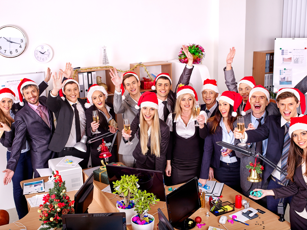 Surviving Your Company Christmas Party - Change Recruitment